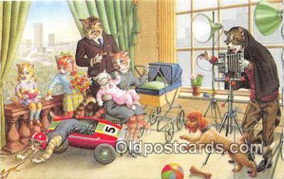 cam100505 - Camera Vintage Postcard