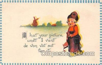 cam100509 - Camera Vintage Postcard