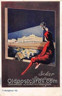 cam100553 - Camera Vintage Postcard