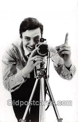 cam100555 - Camera Vintage Postcard