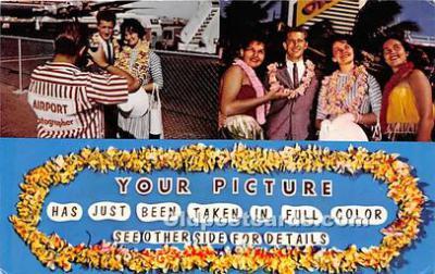 Outrigger Picture and Gift Shop, Kalakaua Avenue, Hawaii, USA