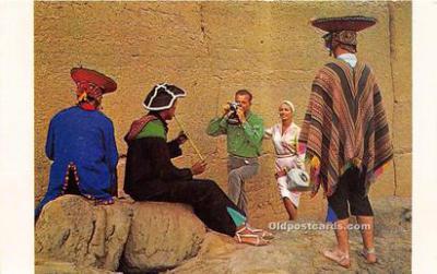 Pre-Inca Ruins of Cuzco, Peru