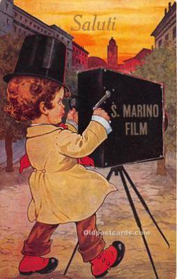Saluti, S Marino Film