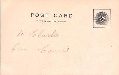 can200015 - Delaware and Hudson Canal Postcard Old Vintage Antique  back
