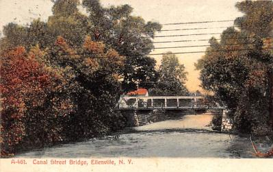 can200041 - Delaware and Hudson Canal Postcard Old Vintage Antique