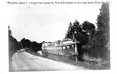 can200089 - Delaware and Hudson Canal Post Card Old Vintage Antique