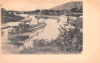 can200147 - Delaware and Hudson Canal Post Card Old Vintage Antique