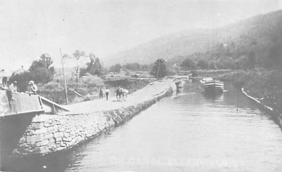 can200183 - Delaware and Hudson Canal Post Card Old Vintage Antique