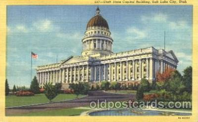 Salt Lake City, Utah, Ut, USA