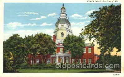 Annapolis, MD., Maryland, USA