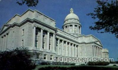 cap001198 - United States State Capital Building Postcard Post Card