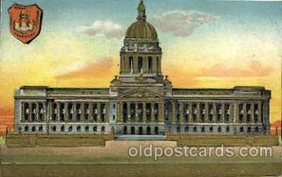 cap001292 - Kentucky, USA United States State Capital Building Postcard Post Card