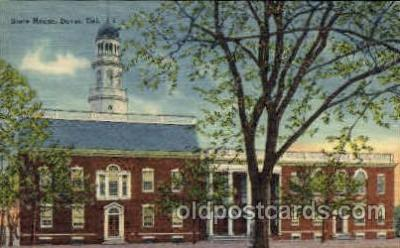 cap001295 - State house, Dover, Del., USA United States State Capital Building Postcard Post Card