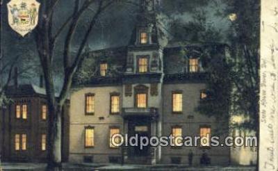 cap001419 - Dover, Delaware, DE  State Capital, Capitals Postcard Post Card USA
