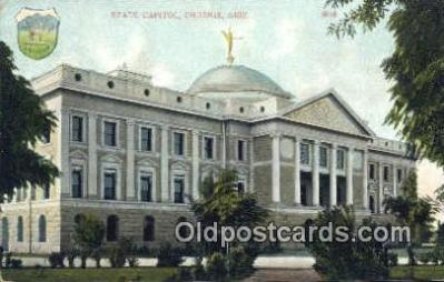 cap001479 - Phoenix, Arizona, AZ State Capital, Capitals Postcard Post Card USA