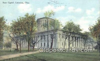 cap001499 - Columbus, Ohio, OH  State Capital, Capitals Postcard Post Card USA