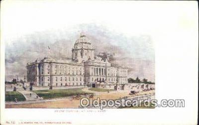 cap001628 - St Paul, Minnesota, MN  State Capital, Capitals Postcard Post Card USA