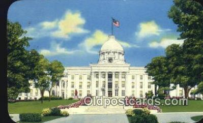 cap001658 - Montgomery, Alabama, AL  State Capital, Capitals Postcard Post Card USA