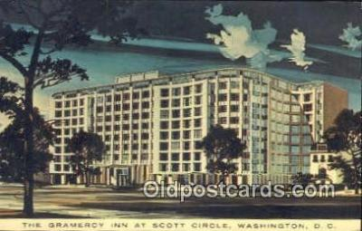 cap001663 - Washington DC State Capital, Capitals Postcard Post Card USA