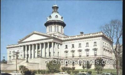 cap001744 - Columbia, South Carolina, SC State Capital, Capitals Postcard Post Card USA