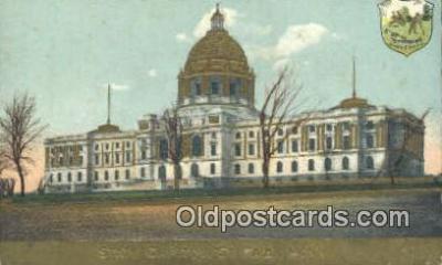 cap001769 - St Paul, Minnesota, MN  State Capital, Capitals Postcard Post Card USA