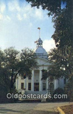 cap001793 - Tallahassee, Florida, FL State Capital, Capitals Postcard Post Card USA