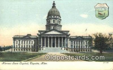 Topeka, Kansas, KS  USA