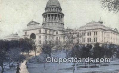 cap002082 - Austin, Texas, TX State Capital, Capitals Postcard Post Card USA