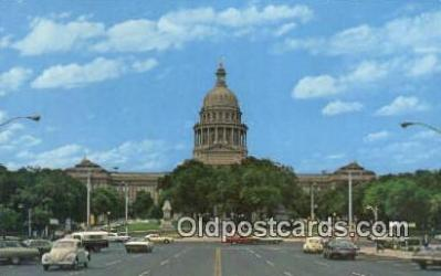cap002194 - Austin, Texas, TX State Capital, Capitals Postcard Post Card USA