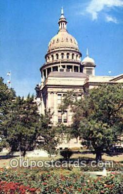 cap002195 - Austin, Texas, TX State Capital, Capitals Postcard Post Card USA