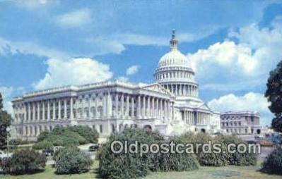 cap002239 - Washington DC State Capital, Capitals Postcard Post Card USA