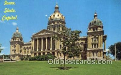 cap002249 - Boise, Idaho, ID  State Capital, Capitals Postcard Post Card USA