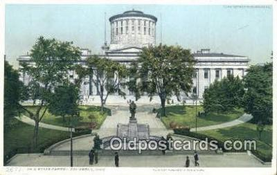 cap002276 - Columbus, Ohio, OH  State Capital, Capitals Postcard Post Card USA