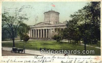 cap002291 - Columbus, Ohio, OH  State Capital, Capitals Postcard Post Card USA
