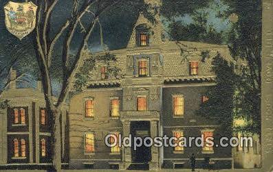 cap002306 - Dover, Delaware, DE  State Capital, Capitals Postcard Post Card USA