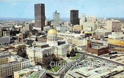 cap002474 - Capitol Atlanta, GA, USA Postcard Post Card