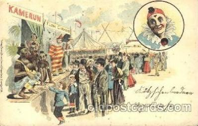 car001047 - Carnival Parade, Parades Postcard Post Card