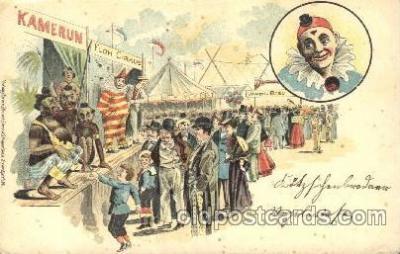 car001047 - Carnival Parade, Parades Postcard Post Card