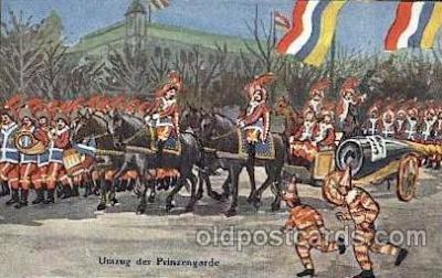 car001059 - Carnival Parade, Parades Postcard Post Card