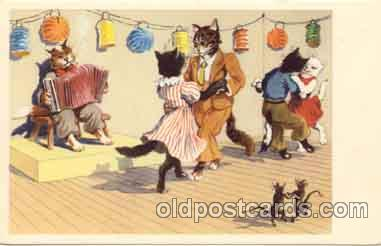 cat001020 - Cat Cats Postcard Post Card