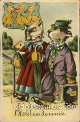 cat001132 - Cat, Cats, Postcard Post Card