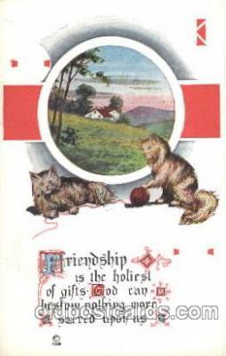cat001276 - Cat, Cats, Postcard Post Card