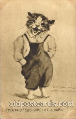 cat001288 - Cat, Cats, Postcard Post Card