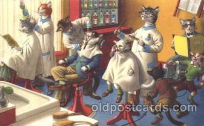 cat001321 - Cat, Cats, Postcard Post Card