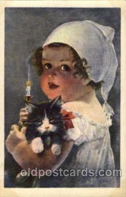 cat001492 - Cat Cats, Post Card, Post Card