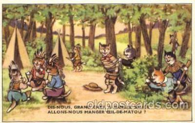 cat001507 - Cat Cats, Post Card, Post Card