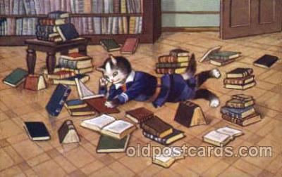 cat001519 - Cat Cats, Post Card, Post Card