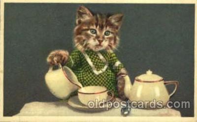 cat001559 - Cat Cats, Post Card, Post Card