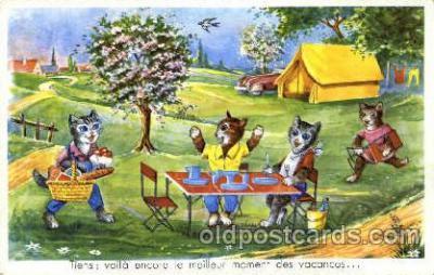 cat001575 - Cat Cats, Post Card, Post Card