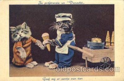 cat001583 - Cat Cats, Post Card, Post Card